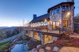 house of the week a ridgetop home in steamboat springs