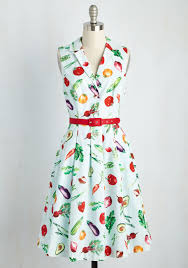 Vintage Style Baby Clothes It U0027s An Inspired Taste Dress By Modcloth Long Cotton Sf Fit