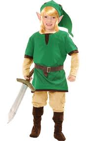 boys link costume deluxe the legend of zelda party city canada