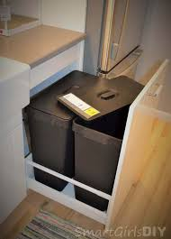 Pull Out Trash Can 15 Inch Cabinet Sektion U2013 What I Learned About Ikea U0027s New Kitchen Cabinet Line