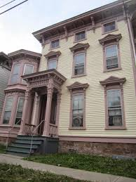 New Victorian Style Homes The Picturesque Style Italianate Architecture Henry Street