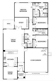 Richmond American Floor Plans Silverthorn Model Linden Single Family Home Home By Richmond