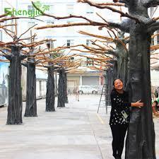 best supplier decorative fiberglass banyan artificial tree
