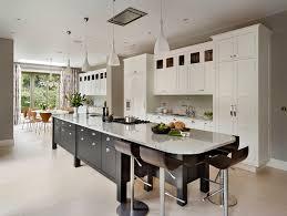 long kitchen island ideas cobham house