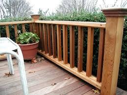 diy porch railing u2013 salmaun me