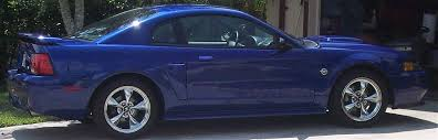 2004 mustang gt for sale fs 2004 mustang gt sonic blue
