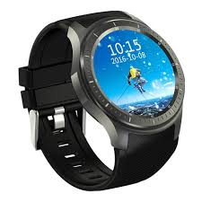 smart watches android dm368 android 5 1 3g smart phone black