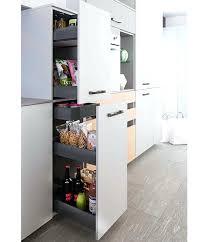 armoire coulissante cuisine 3 tiroir coulissant pour armoire de