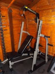 Nautilus Bench High Quality Olympic Squat Rack Nautilus With Pulley Incline