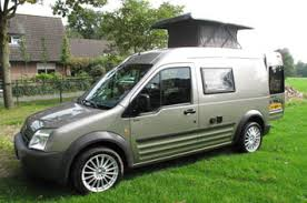 Citroen Berlingo Awning Ford Transit Connect Camper Conversion Expedition Portal
