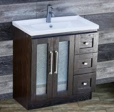 Bathroom Vanities Solid Wood by Amazon Com Elimax U0027s 30