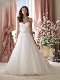 Mon Cheri Wedding Dresses Martin Thornburg Bridal 114289 Vera David Tutera For Mon Cheri