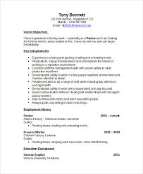 Sample Resume For Driver by Forklift Resume Template 6 Free Word Pdf Document Downloads