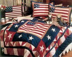 American Flag Comforter Patriotic Bedroom American Style Rwb Blankets Pinterest