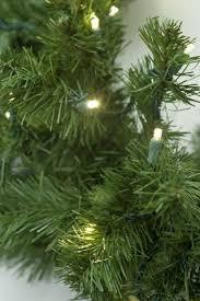 seasonal source pre lit led deluxe oregon fir garland 9 x 14