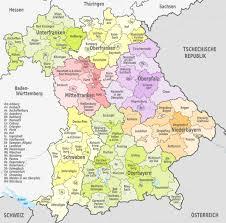 größte stadt deutschlands fläche bayern