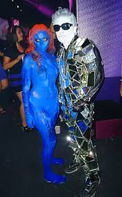 Mystique Halloween Costume Mystique Costume 5 Steps Pictures