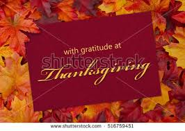 happy thanksgiving greeting card some fall stock photo 518817556