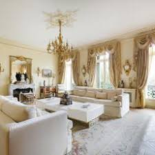 White And Gold Curtains Photos Hgtv