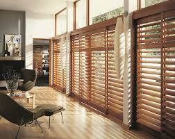 Thermal Curtains For Patio Doors by Large Patio Door Covering With Vertical Red Thermal Curtain