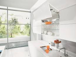 Lift Hinges For Kitchen Cabinets by Handleless Kitchen Cabinets With Soft Closing Hinges Monsterlune
