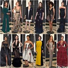 Vanity Fair Oscar Party Who Was The Best Dressed At The 2017 Vanity Fair Oscar Party