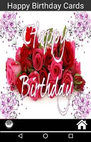 happy cards happy birthday cards quotes android apps on play