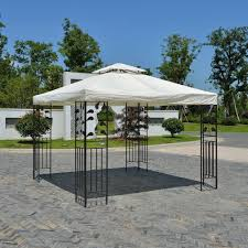 Patio Gazebo Replacement Covers by Quik Shade Replacement Parts Wx10b Clanagnew Decoration
