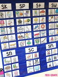 20 best consonant blends u0026 digraphs images on pinterest