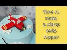airplane cake perfect for bridger brian birthday pinterest