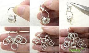 Tutorial On Diy Beaded Chandelier Free Jewelry Making Tutorial Chandelier Earrings Pandahall Com