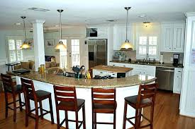 seating kitchen islands lovely kitchen islands with seating somerefo org
