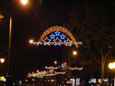 Christmas Decorations Street Lights by Outdoor Christmas Decorations Rope Lights Snowflake Motif Lights
