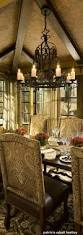 chandelier tuscan style dining room oohhh very nice