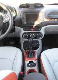 jeep renegade 2014 interior 2015 jeep renegade limited 4 4 savage on wheels