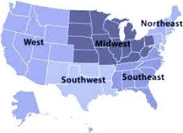 map of northeast us states with capitals list of state capitals for