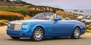 rolls royce 2016 2017 rolls royce phantom drophead coupe vehicles on display