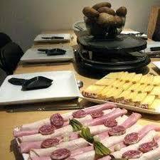 cuisine raclette recette originale recette raclette traditionnelle toutes les recettes allrecipes