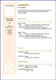 cv templates functional 3 resume templates
