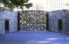 projects brooklyn botanic garden front gate mathews nielsen