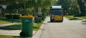 city of novi michigan trash collection services
