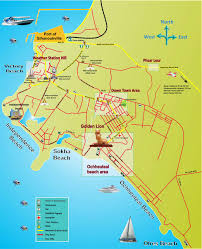 Map Of Cambodia Sihanoukville Map Maps Of Sihanoukville Cambodia Map