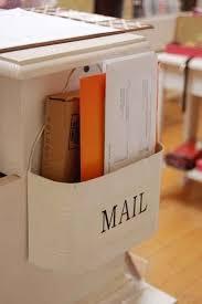 Kitchen Counter Storage Ideas Best 25 Mail Organization Ideas On Pinterest Kitchen Office