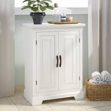 Armstrong Bathroom Cabinets by Bathroom Floor Cabinet Sanblasferry With Regard To Elegant House