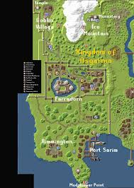 Minecraft World Maps by Gielinor The Fourth Age A Massive Runescape Based Rpg