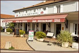 chambres d hotes mimizan hôtel restaurant du centre a mimizan restauration tourisme