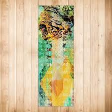 Cheetah Runner Rug Definitively Different Designs By Caroline Evans