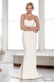 plain wedding dresses sassi holford 2015 wedding dresses signature bridal collection