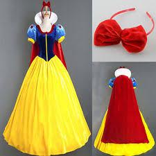 Snow White Halloween Costume Women Snow White Costumes Women Ebay