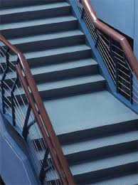 endura round and square rubber stair treads and risers u2013 burke